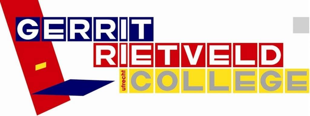 Logo Gerrit Rietveld college